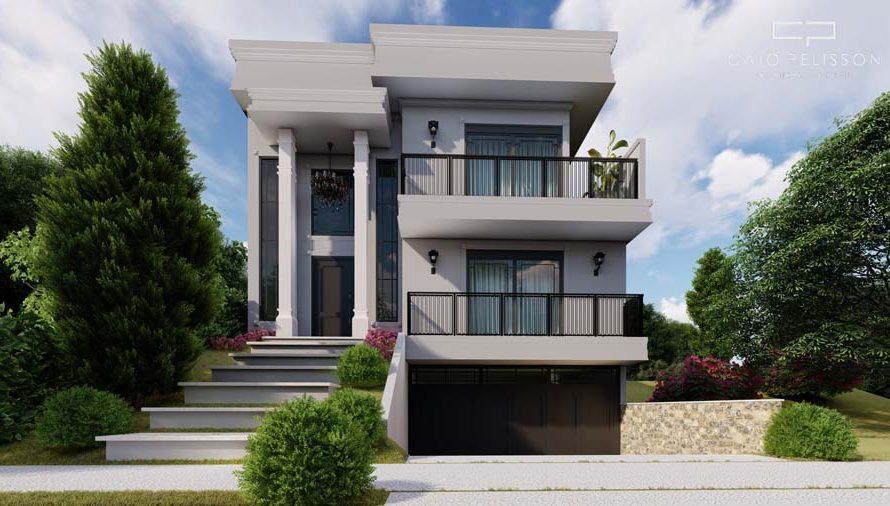 projeto-sobrado-triplex-garagem-subsolo-estilo-neoclassico-sorocaba-golden-12x30-2