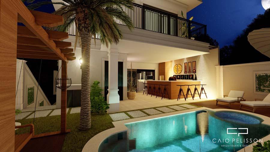 Arquiteto em campinas projeto casas estilo cl ssico americano for Casas estilo americano interiores