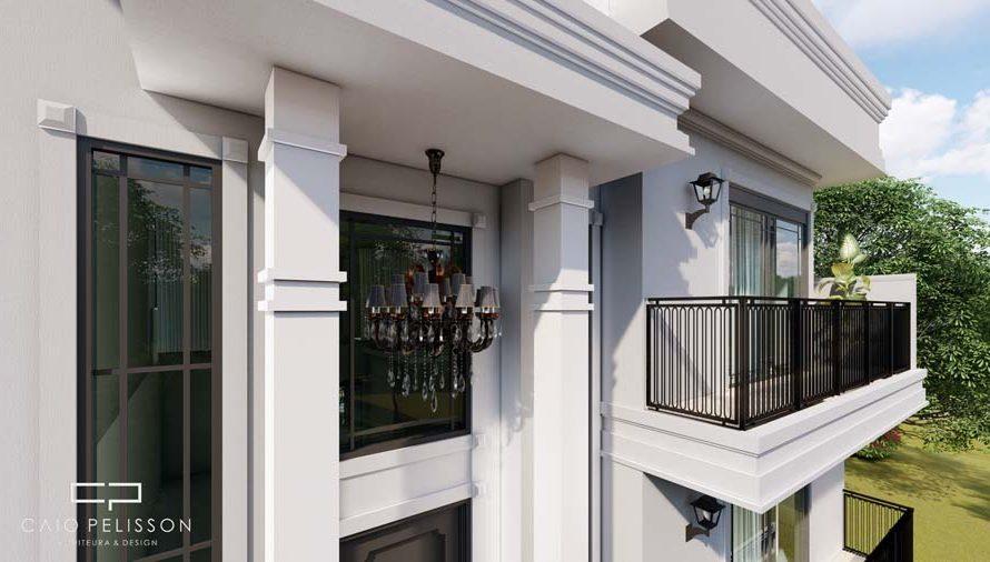 projeto-sobrado-triplex-garagem-subsolo-estilo-neoclassico-sorocaba-golden-12x30-porta-preta