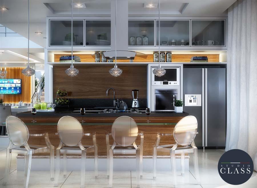 projeto decoração de interiores em condominio em sorocaba
