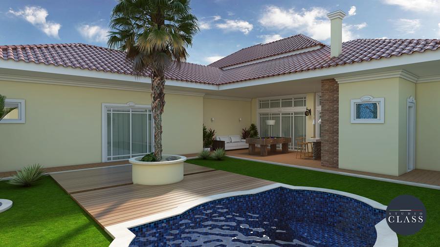 projeto residencial casa térrea limeira sp condominio casal buono