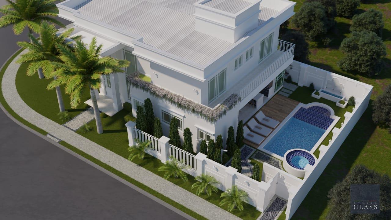 Projeto casa 11x30 condomínio Terras de São Bento em Limeira