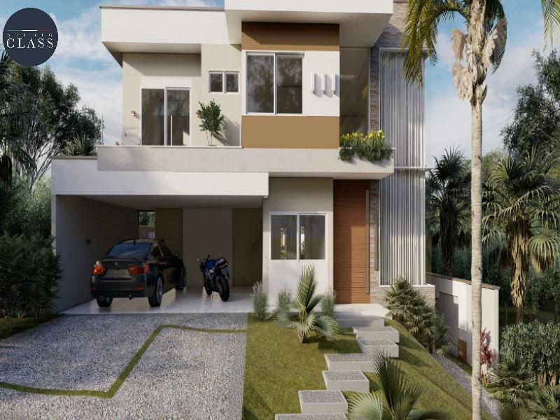 Projeto sobrado duplex moderno em Jundiaí