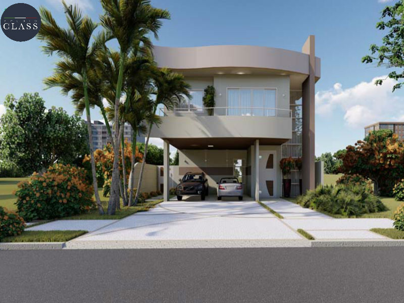 Projeto sobrado duplex moderno em Campinas