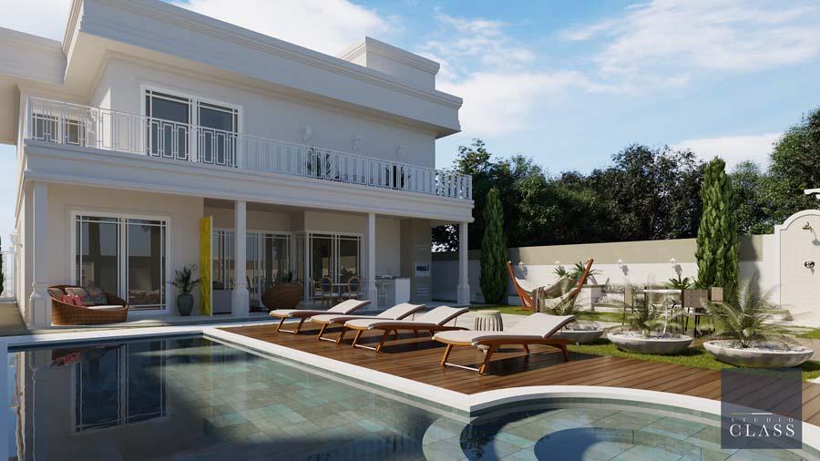 Construir casa no condomínio Estância das Flores em Limeira