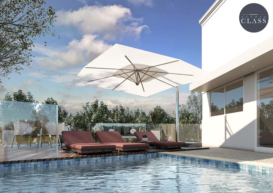 casa terrea estilo neoclassico com detalhes modernos vidro grande terreno desnivel vinhedo arboretum