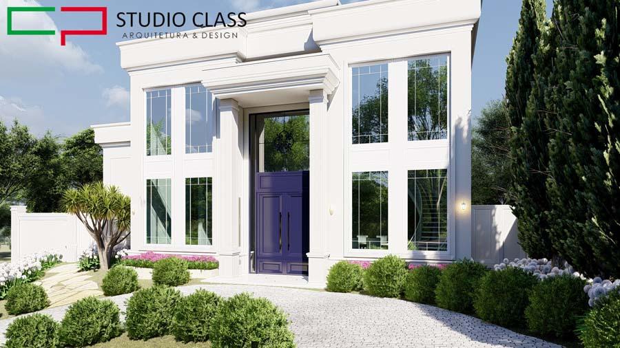 triplex estilo neoclassico garagem subsolo terreno esquina condominio greville